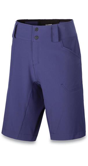 Dakine Cadence Naiset pyöräilyhousut , violetti